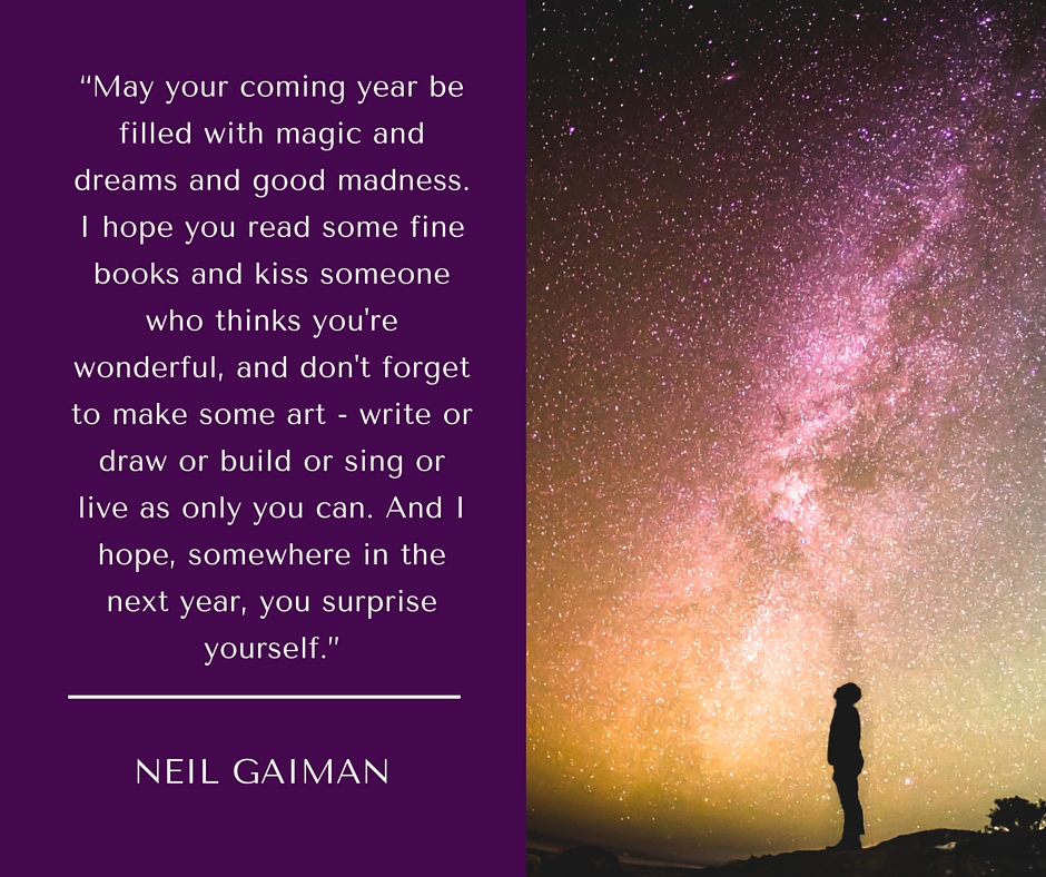 Neil Gaiman Creative Quote