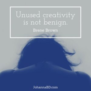 unused-creativity-is-not-benign